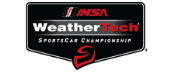 IMSA WeatherTech SportsCar Championship logo