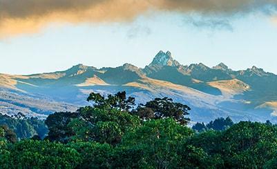 Mt Kenya Climb