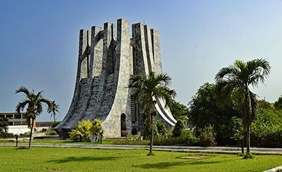 Accra City Tour (Ghana)