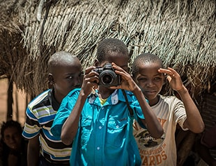 Orphanage Volunteering in Tanzania