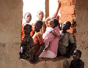 HIV Prevention Volunteering in Kenya