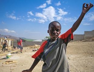 Orphanage Volunteering in Kenya