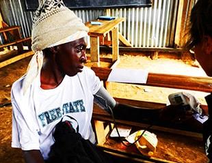 Medical Volunteering in Ghana
