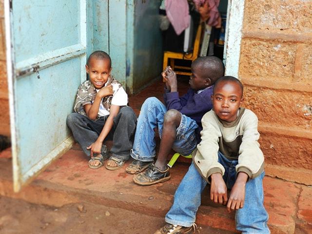 Maai Mahiu IDP Camp, Kenya