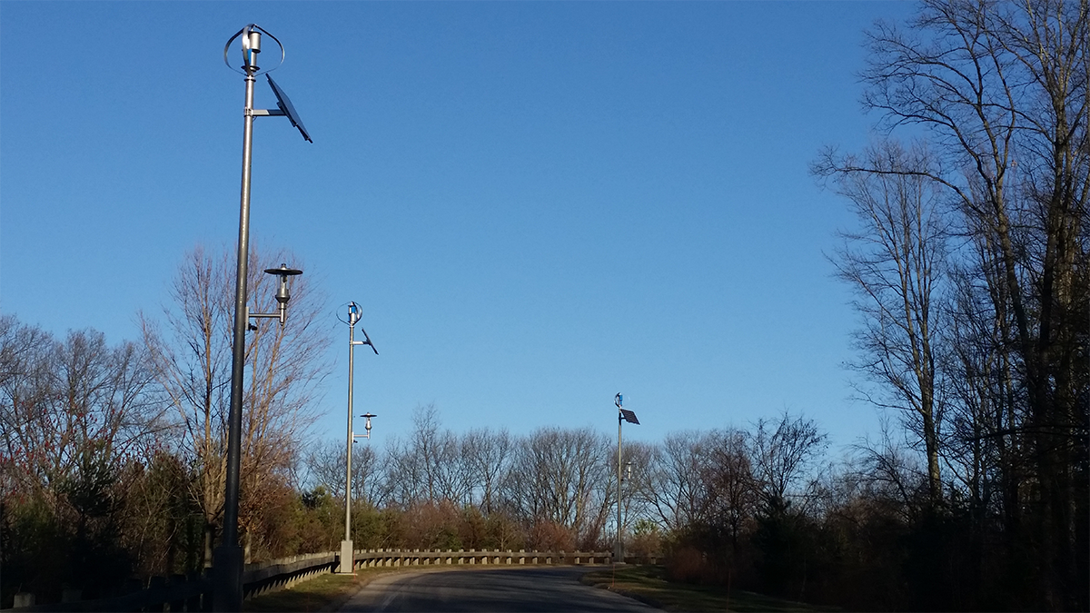 Millerbernd Manufacturing Solar Hybrid Charge