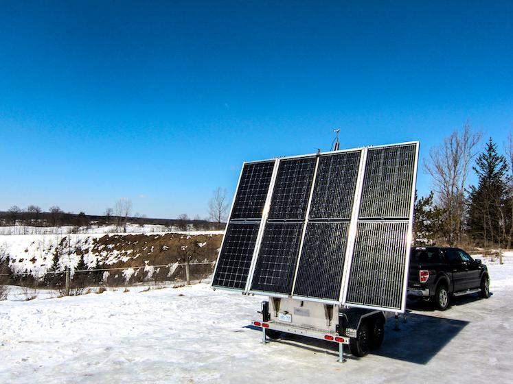 Mobismart Off-Grid Power & Storage