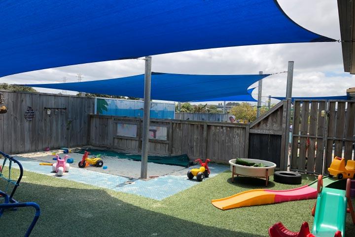 Harbourside Kids Childcare Centre Under 2s outdoor area