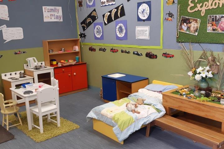 Harbourside Kids Childcare Centre Over 2s indoor area