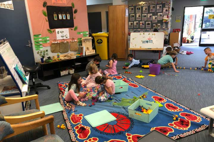 Harbourside Kids Childcare Centre Transformers (4 Year Olds) Room