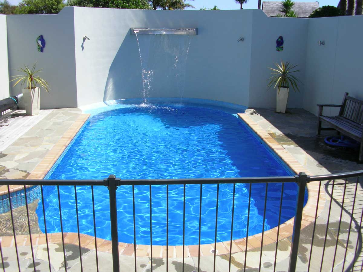 Pool built by Northern Pools for Richard & Marcia Butcher - featured image