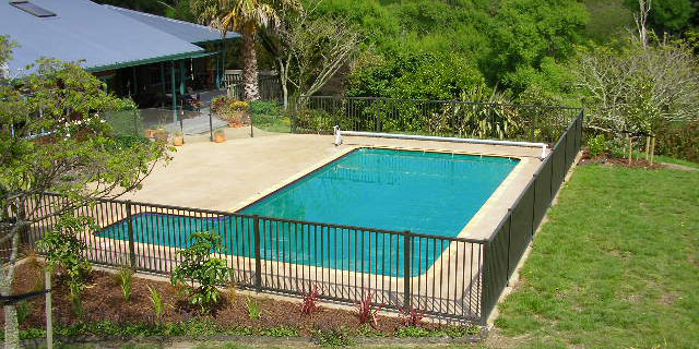Pool built by Northern Pools for Bruce & Sally Wilson - featured image