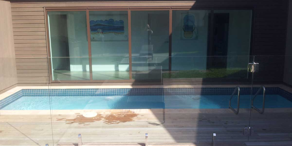Pool built by Northern Pools for Hamish McArthur - featured image