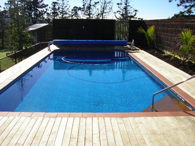 Pool built by Northern Pools for Pat & Paul Steinkamp