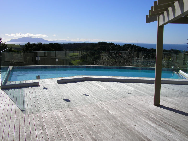 Pool built by Northern Pools for John Kemp
