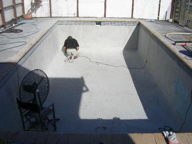 Pool built by Northern Pools for Tania Taylor & Kevan McDonald