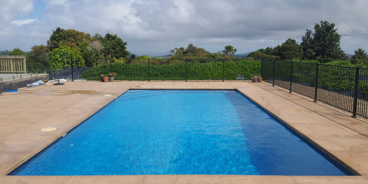 Pool built by Northern Pools for The Eyre Family - featured image