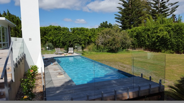 Pool built by Northern Pools for Alan Dickinson - featured image