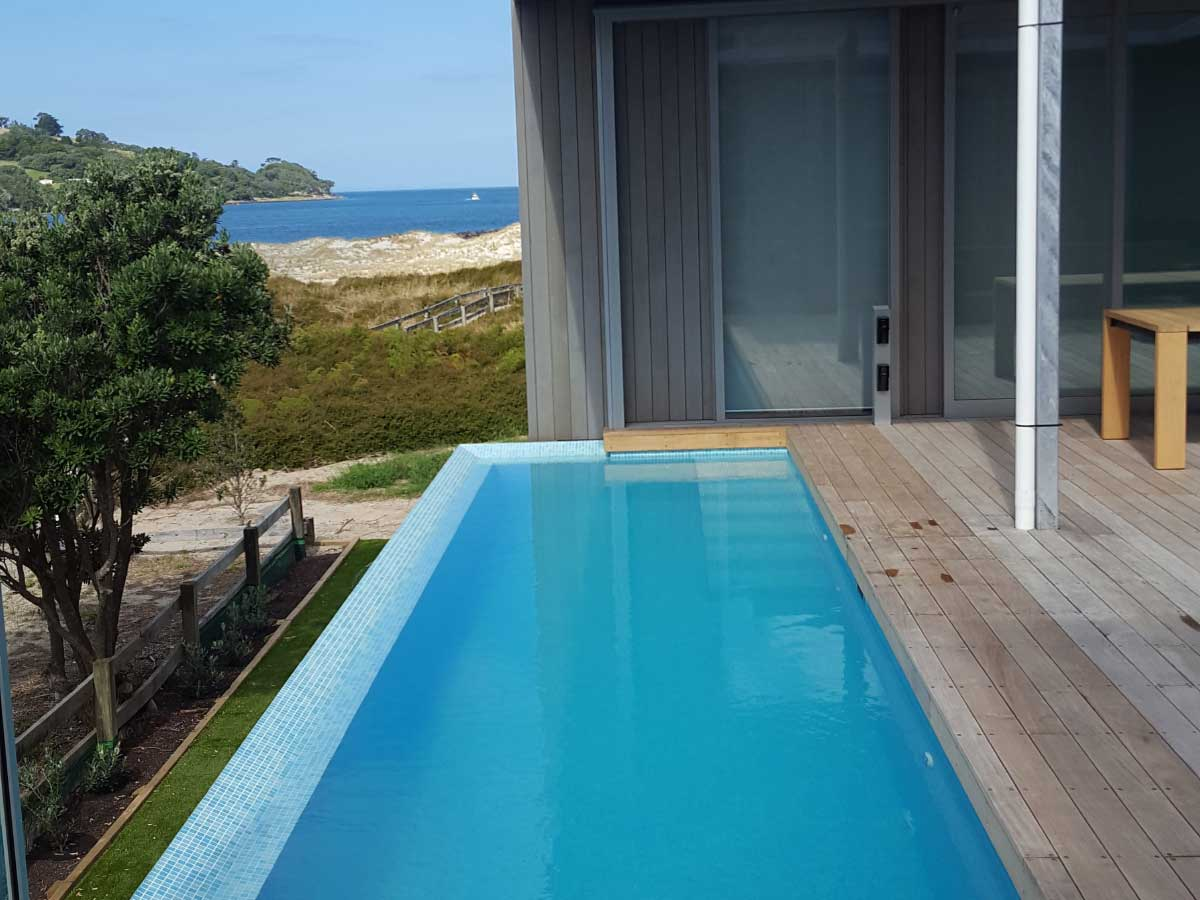 Pool built by Northern Pools for Simon Mann - featured image