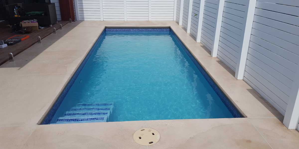 Pool built by Northern Pools for Rick & Debbie Soar - featured image
