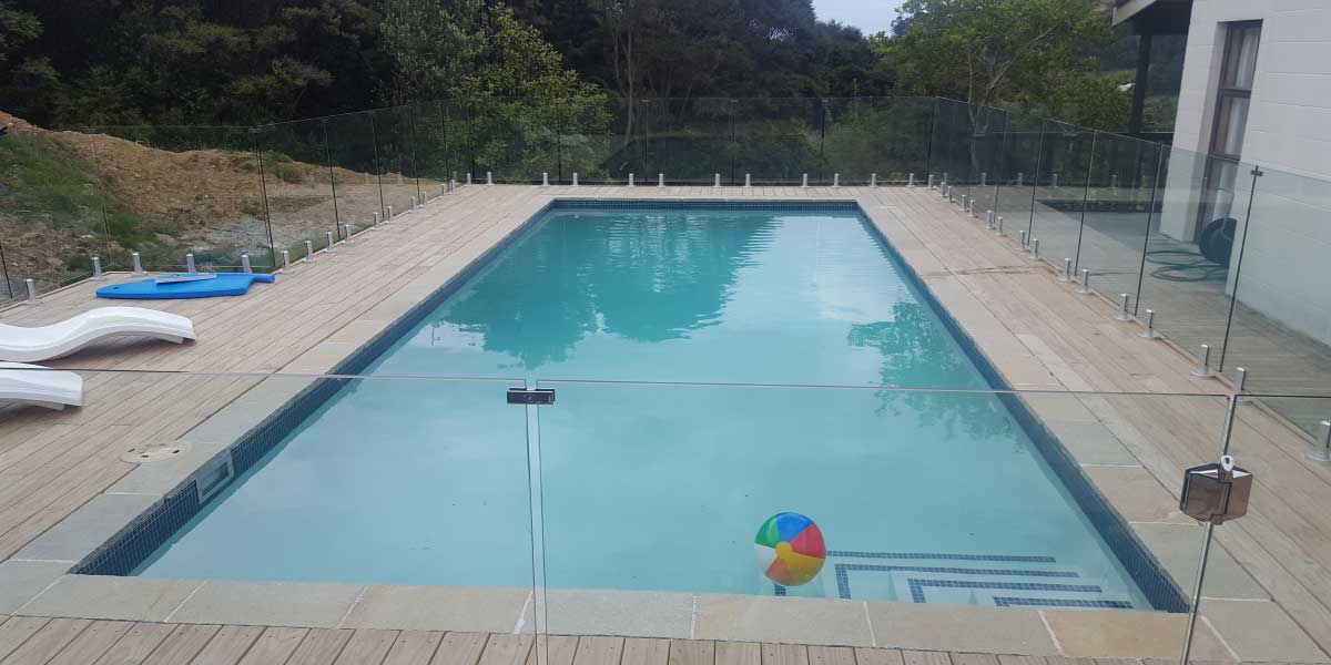 Pool built by Northern Pools for Will & Jitka Bloomfield - featured image