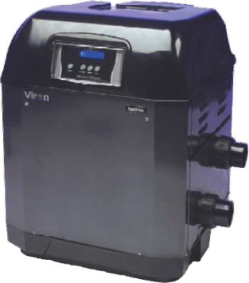 Viron Gas Pool Heater