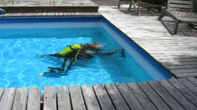 Northern Pools scuba service pool maintenance
