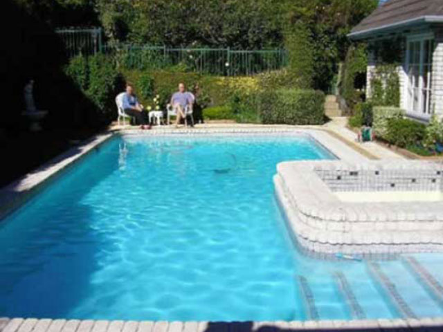 Pool Refurbishment after