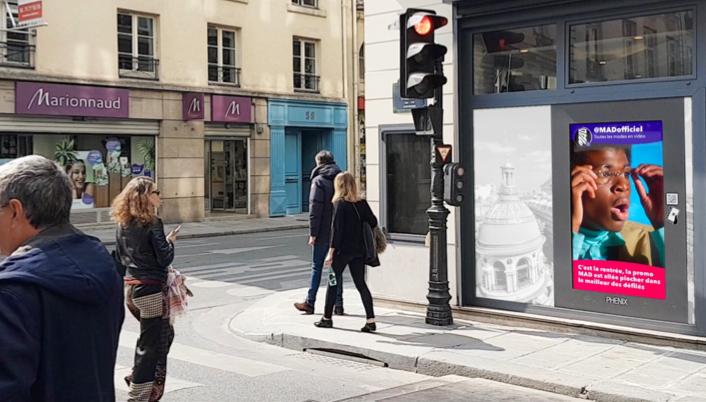 Story Mad, rue des Petits Champs, Paris 2ème