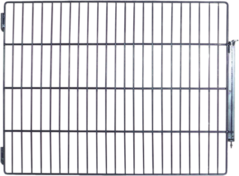 Stainless steel cage hardware
