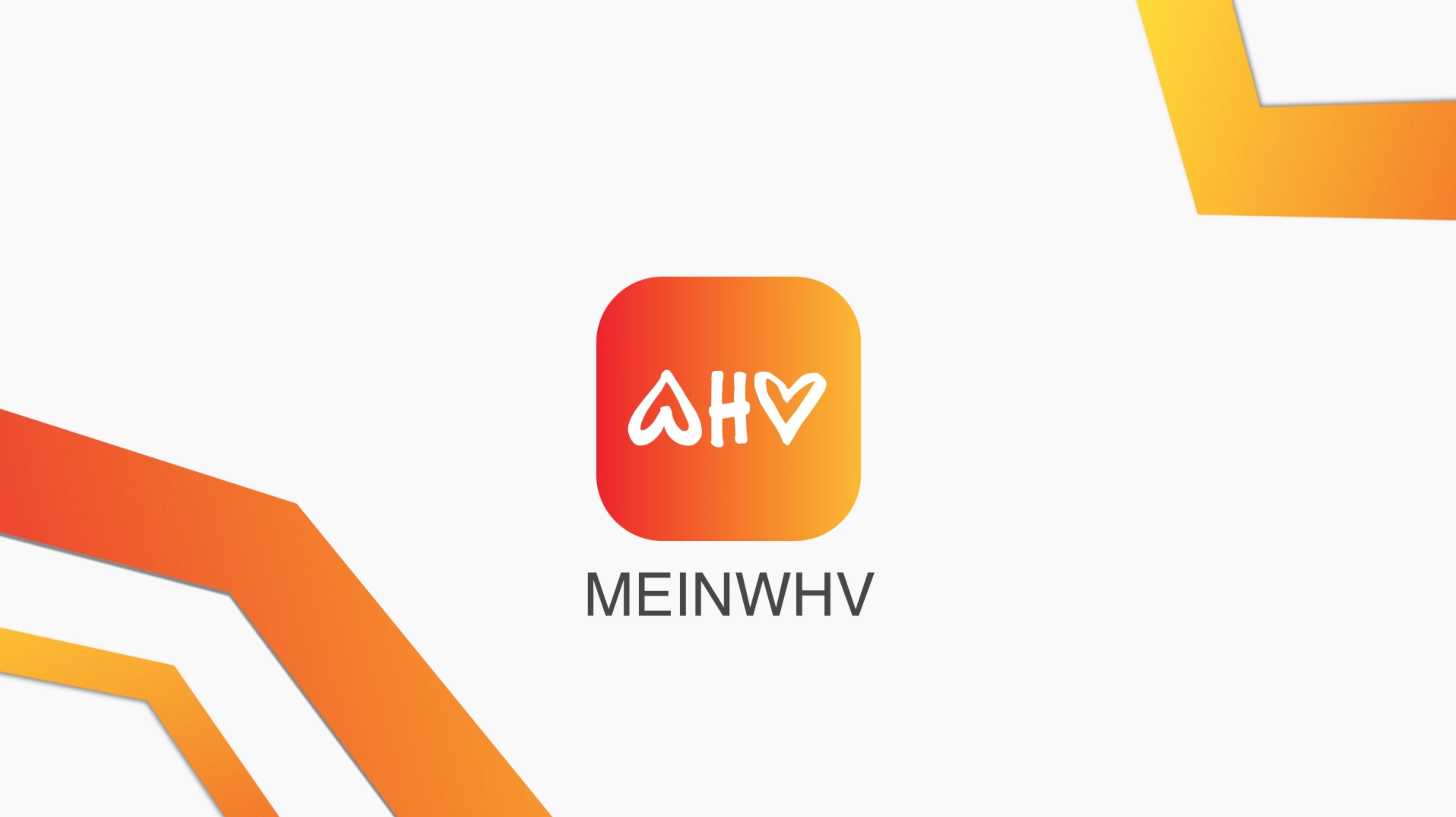 AgendaWHV - meinWHV - APP für den Bürger - jetzt verfügbar - Agenda WHV