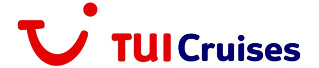 Neunundzwanzig Grad - TUI Cruises