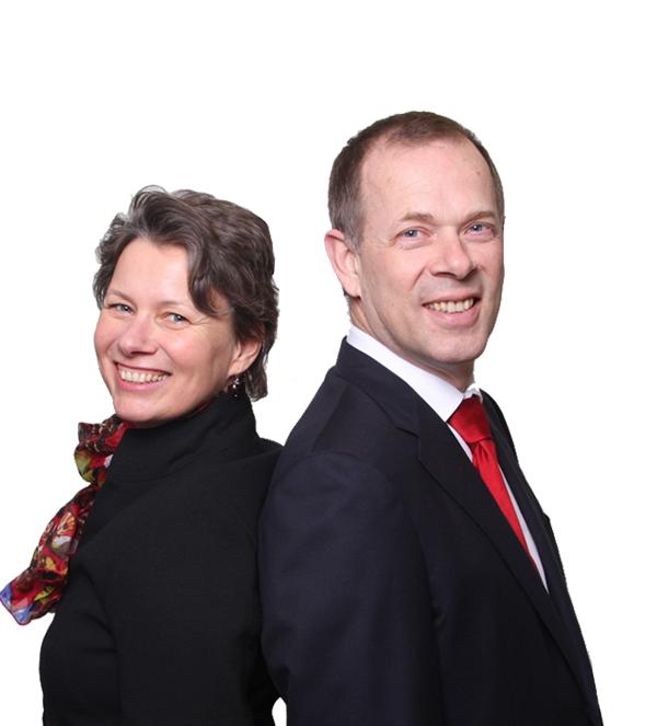 Justine und Lars Eickmeier