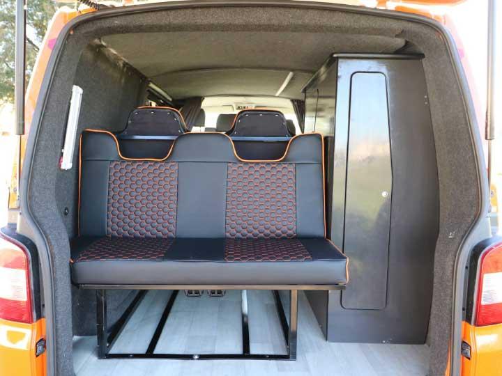 Exterior Rear: Rear-Facing Seat