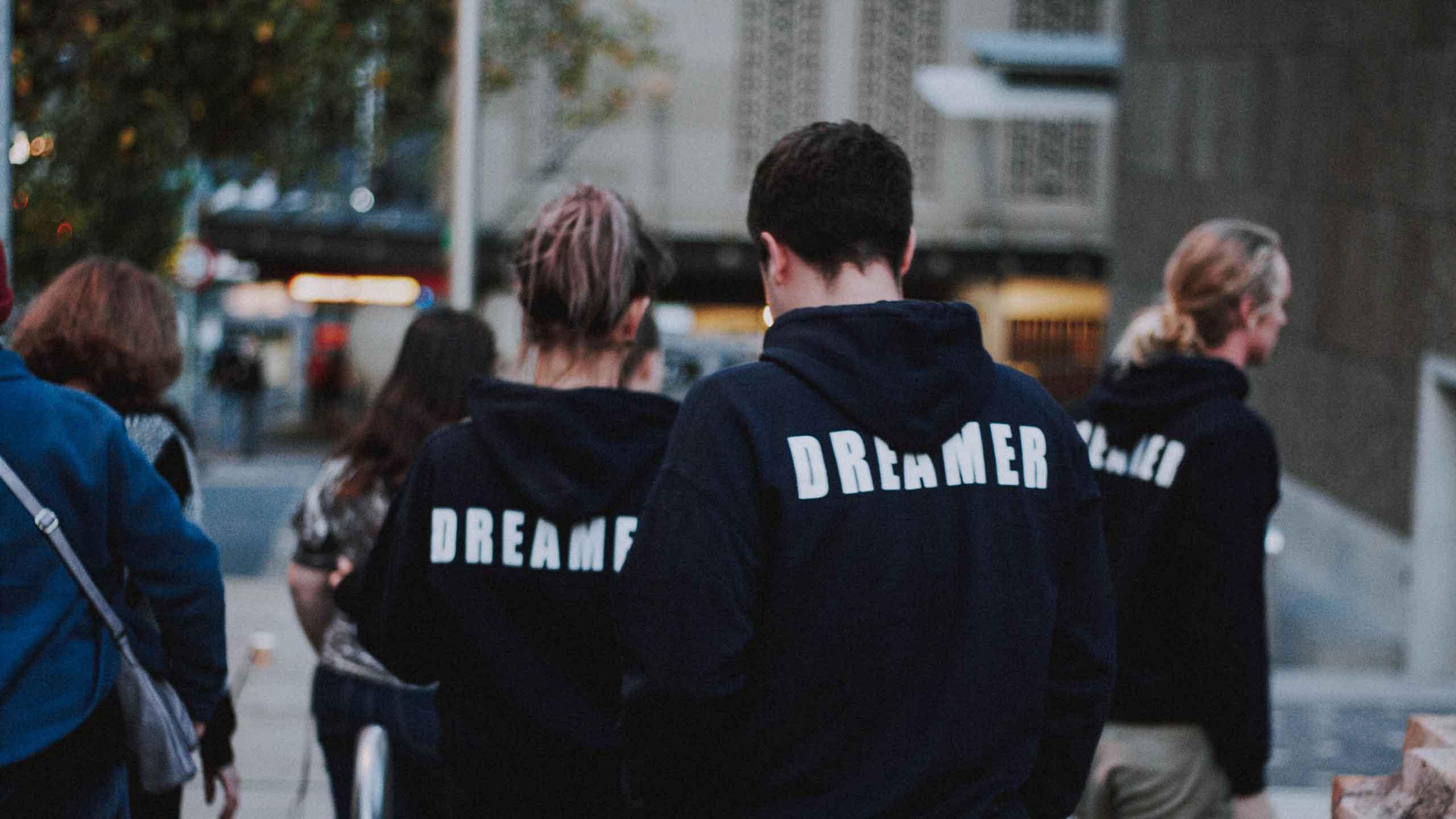 Dream Centre staff in Auckland