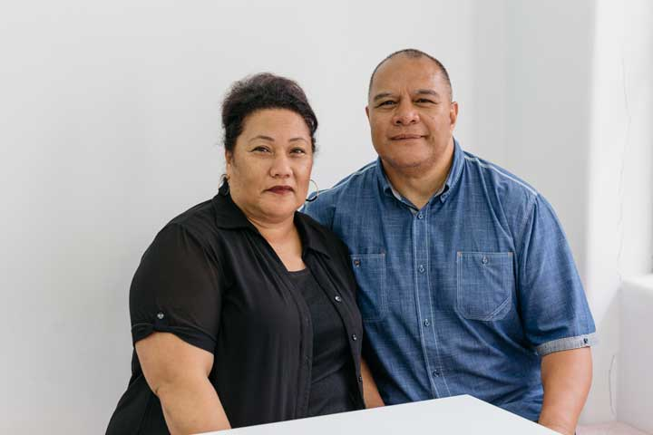Andrew and Moira Brown: NZ Founders and Directors