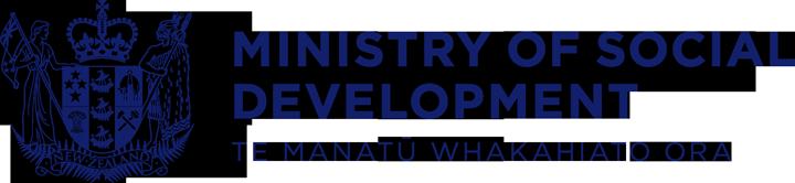 Ministry of Social Development logo