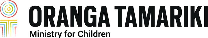 Oranga Tamariki logo