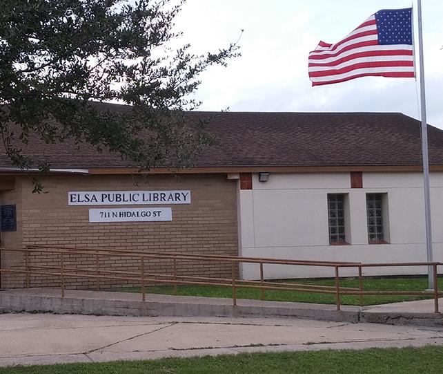 Elsa Public Library