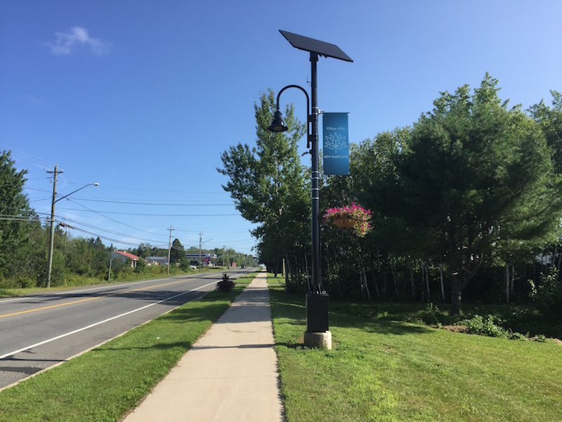 Village of New Maryland