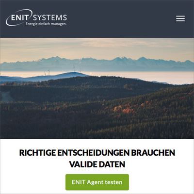 ENIT Systems - Website